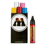 MOLOTOW ONE4ALL 327HS Chisel Tip Set