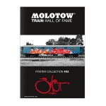TRAIN HALL OF FAME Poster Collection 02 Swet