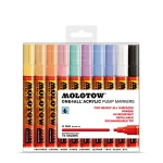 Molotow One4All 227HS Basic Pastel 10Set