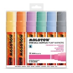 Molotow One4All 627HS Basic Pastel Set
