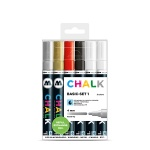 Chalk Marker 4mm Basic Set 1