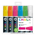Chalk Marker 15mm Neon Set