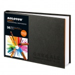 MOLOTOW ONE4ALL Professional Artbook A5 poziom